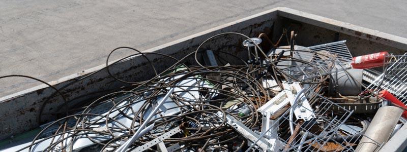 Nicht brennbarer Müll